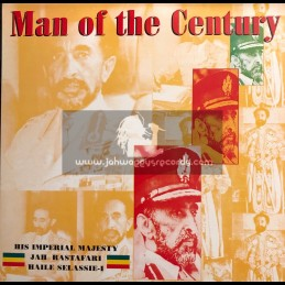Reggae On Top-Lp-Man Of The Century / Barry Issac