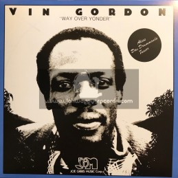 Joe Gibbs Music-Lp-Way Over Yonder / Vin Gordon