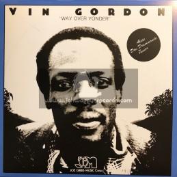 Joe Gibbs Music-Lp-Way Over Yonder / Vin Gordon