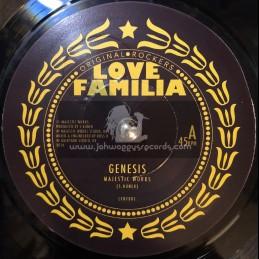 "Love Familia-7""-Genisis / Majestic Works"