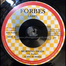 """Forbes Label-7""""-Morning Train / Alric Forbes"""