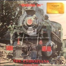 Music On Vinyl-LP-Engine 54 / The Ethiopians