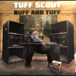 Tuff Scout-Lp-Ruff & Tuff / Various Artists