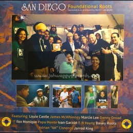 Log On-LP-San Diego Foundational Roots / Various