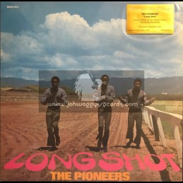 Music On Vinyl-Lp-Long Shot / The Pioneers