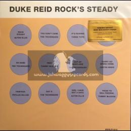 Music On Vinyl-Lp-Duke Reid Rock's Steady / Various Artists