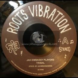 "Roots Vibration-7""-Tribal / Jah Embassy Players"