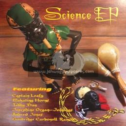 """Ockard Riddim-12""""-Science Ep / Various Artist"""