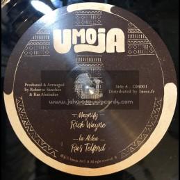 "Umoja-12""-Magnify / Rick Wayne + Free / The Nortones"
