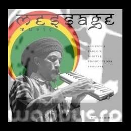 Message Music-Augustus Pablo Digital Productions 1986-1994 (Double LP)