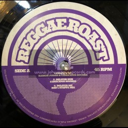 "Reggae Roast-12""-Deliver Me / Ramon Judah & Conscious Sounds"