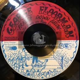 """George Floorman - Horus-7""""-Frazer Down Below / Joe Lewis Aka Rupie Edwards"""