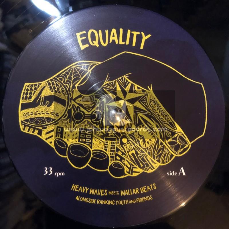"Wami Records-12""-Equality / Ranking Youth + I'Man / Ranking Youth"