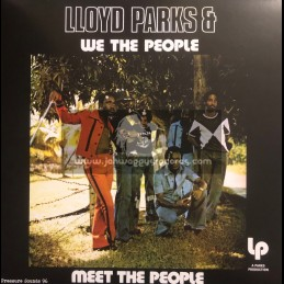 Parks-Pressure Sounds-Lp-Meet The People / Lloyd Parks & We The People