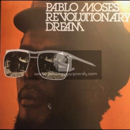 Only Roots-LP-Revolutionary Dream / Pablo Moses