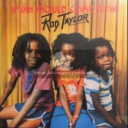 Belva Sound-Lp-If Jah Should Come Now / Rod Taylor
