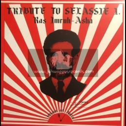 House Of Asha-Lp-Tribute To Selassie I / Ras Imru Asha