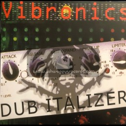 Mania Dub-Double-Lp-Dub Italizer / Vibronics