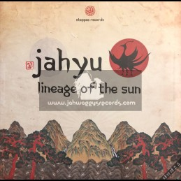 Steppas Records-Double-Lp-Image Of The Sun / Jahyu