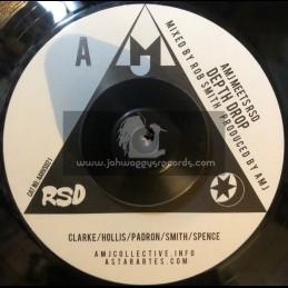 """AMJ Records-7""""-Depth Drop + Sign Of The Dub / AMJ Meets RSD"""