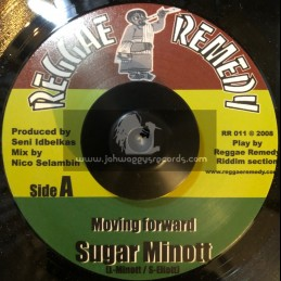 "Reggae Remedy-7""-Moving Forward / Sugar Minott"