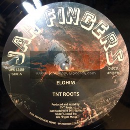 "Jah Fingers Music-12""-Elohim / TNT Roots"