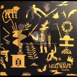 Archetype Records-Lp-Heatwave / Haspar