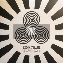 Universal Egg-Lp-Illuminate / Zion Train