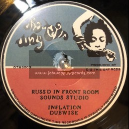 """Dig This Way Records-7""""-Inflation / Peter Abdul & The Abeng Musical Box"""