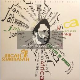 "We Generation Music-7""-Jah Live In Africa / Micah Shemaiah + Haile Jah / Micah Shemaiah"