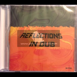 Ital Power Music-CD-Reflections In Dub / Ital Mick