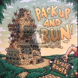 Nice Up Records-Lp-Pack Up And Run / Escape Roots