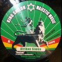 "King Shiloh Majestic Music-12""-Racism / Afrikan Simba + Have No Fear / Afrikan Simba"