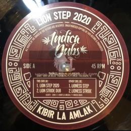 "Indica Dubs-10""-Lion Step 2020 / Kibir La Amlak"