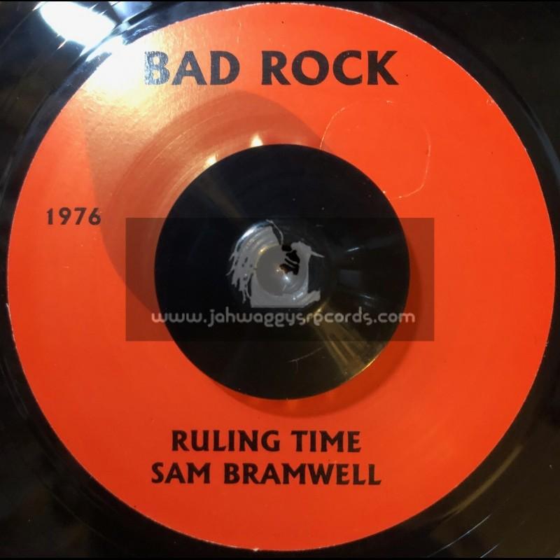 "Bad Rock-7""-Ruling Time / Sam Bramwell"