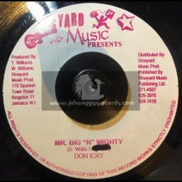 "Vineyard Music-7""-Mr Big N Mighty / Doniki"