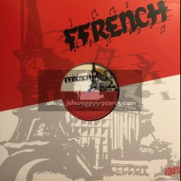 """Ffrench-12""""-I Am Wondering / Robert Ffrench + Dance In A Skate Land / Shortie Ranks"""
