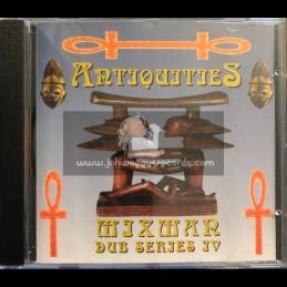 Blakamix-CD-Antiquities / Mixman