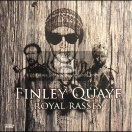 Twinkle Brothers-Lp-Royal Rasses / Finley Quaye