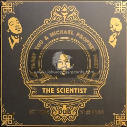 Dub Music-Lp-Yabby U & Michael Prophet Meet The Scientist - At The Dub Station