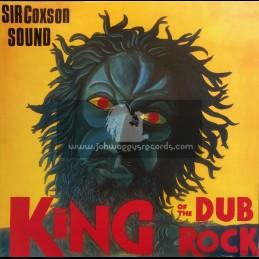 Tribes Man Records-Lp-King Of The Dub Rock / Sir Coxon Sound