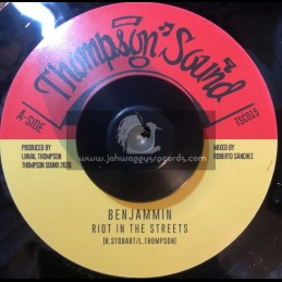 "Thompson Sound-7""-Riot In The Streets / Benjammin"
