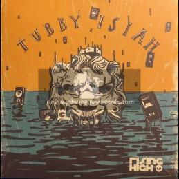 Moonshine Recordings-Lp-Rising High / Tubby Isiah