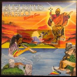 Greensleeves-Lp-Rising Sun / Augustus Pablo
