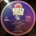 "Roots Youths Records-12""-Ras Always / Lutan Fyah & McPullish Meets Chazbo & Dub Creator"