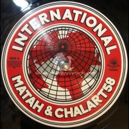 """La Panchita Records-7""""-International / Matah & Chalart58"""