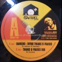 "Samuel Records-7""-Give Thanks & Praises / Sandeeno"