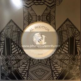 "ZamZam Sounds-7""-Request / Al Wootton + Philo / Al Wooton"