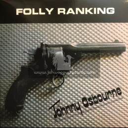 Vp Records-Lp-Folly Ranking / Johnny Osbourne
