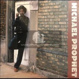 Greensleeves-LP-Michael Prophet